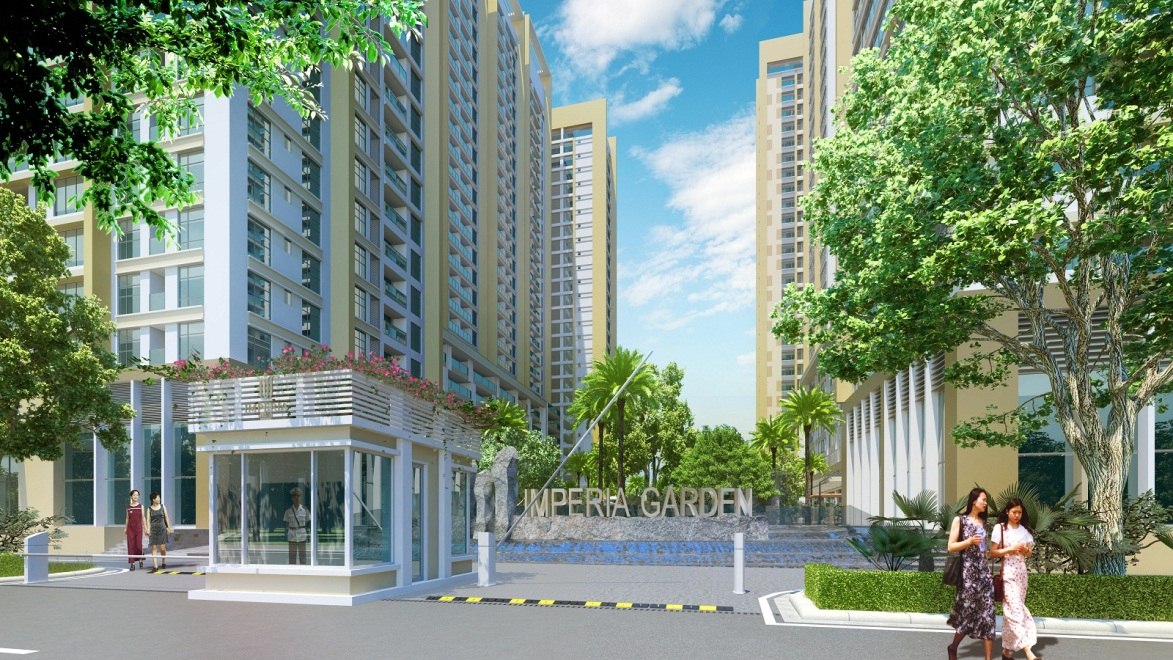 Mua nhà tại dự án Imperia Garden với lãi suất siêu ưu đãi 0%/năm